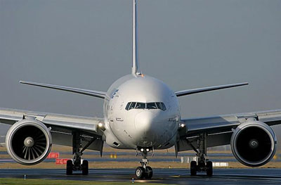 commercial aircraft fleet search